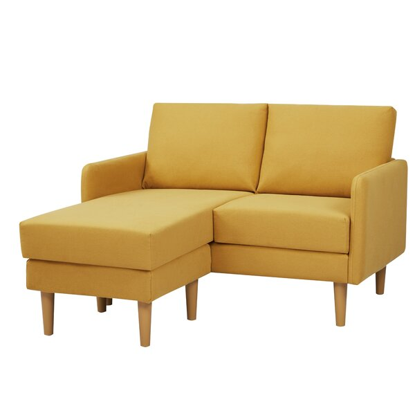 Hettinger Sofa Chaise by George Oliver