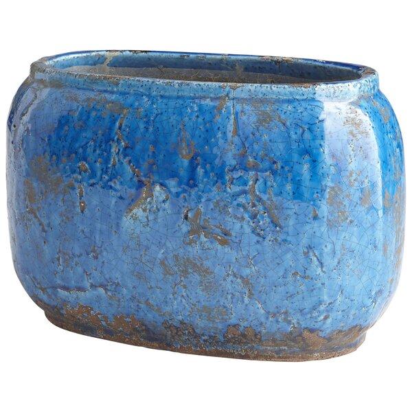 Ventura Terracotta Pot Planter by Cyan Design