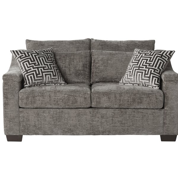 Pershing Loveseat by Ebern Designs