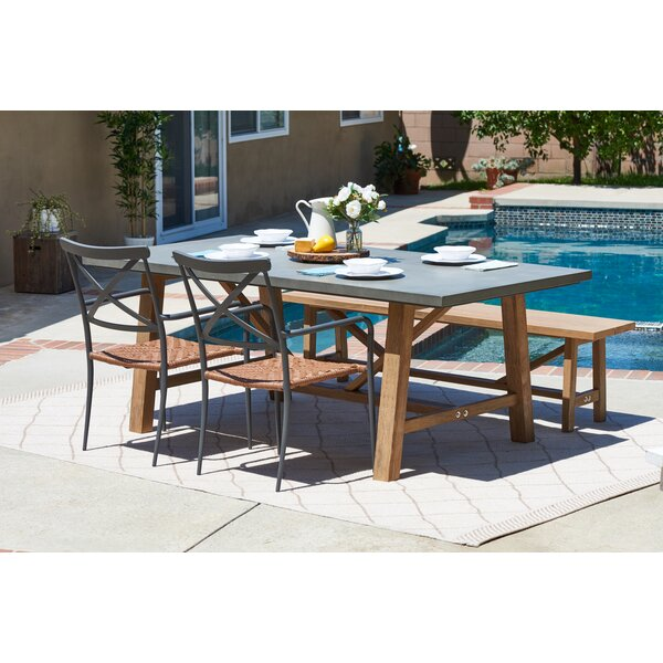 Blairsville 4 Piece Dining Set by Gracie Oaks