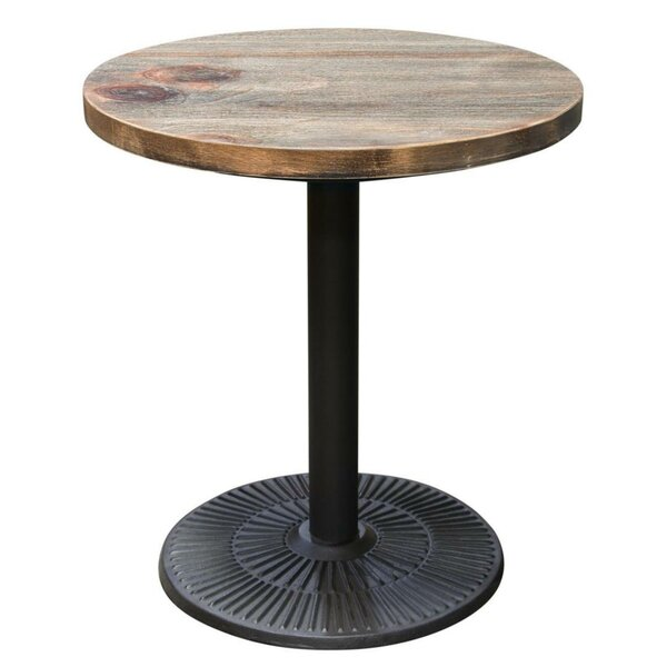 Tavares Solid Wood Dining Table by Williston Forge