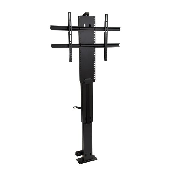 Whisper Lift II Fixed Floor Stand Mount 65 LCD/Plasma Screen by Touchstone