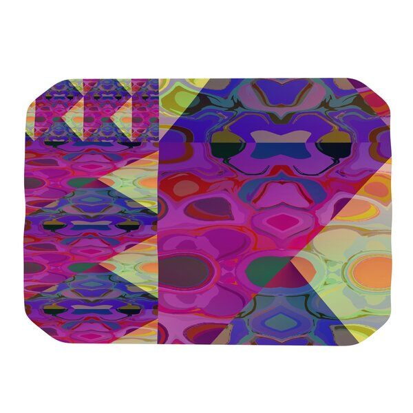Alligator Patch Placemat by KESS InHouse