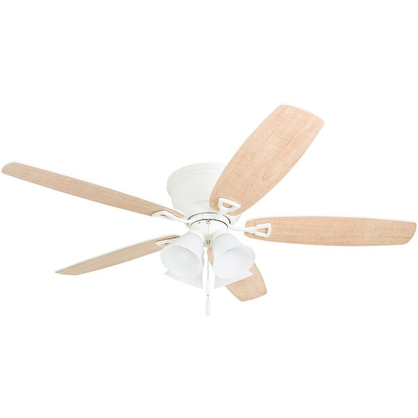 52 Glen Alden 5 Blade LED Ceiling Fan by Honeywell