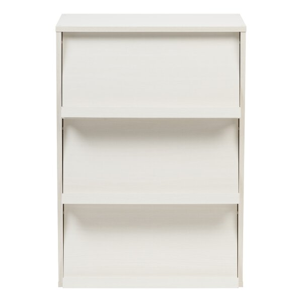 Collan Barrister Bookcase By IRIS USA, Inc.