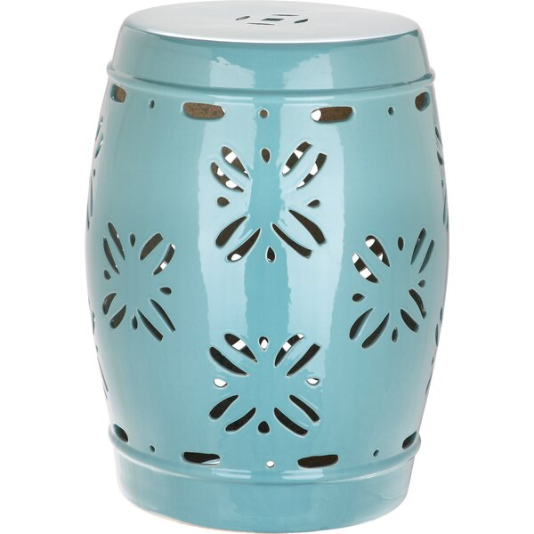 Ezzell Ceramic Garden Stool By Beachcrest Home