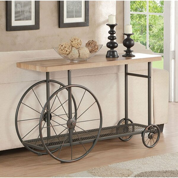 Lechner Mobile Console Table