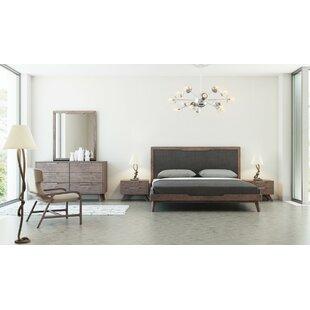 Hali Platform 5 Piece Bedroom Set. By Langley Street