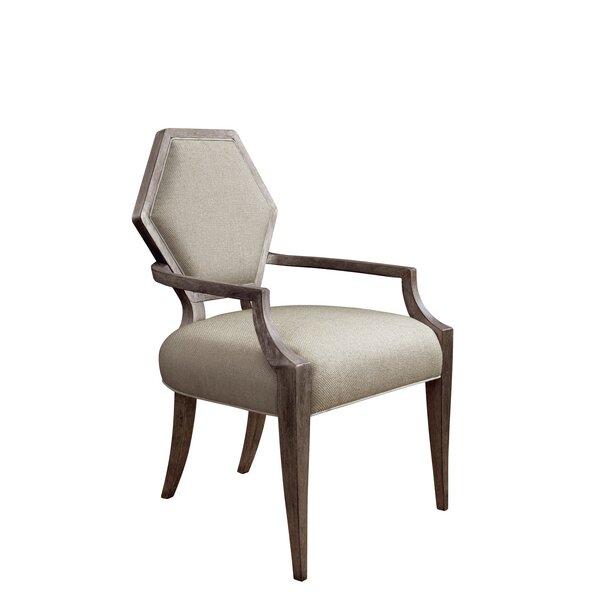 Hackney Armchair (Set of 2) by Gracie Oaks