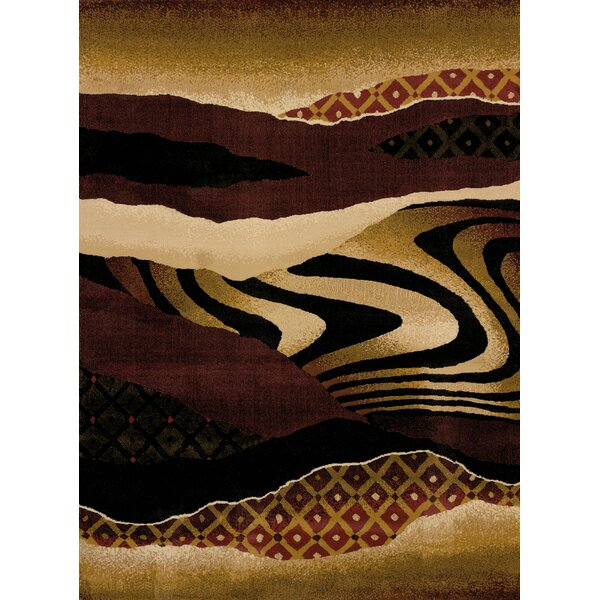 China Garden Mojave Auburn Area Rug by United Weavers of America