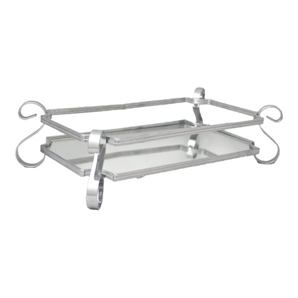 Bathroom Accessory Tray by World Menagerie