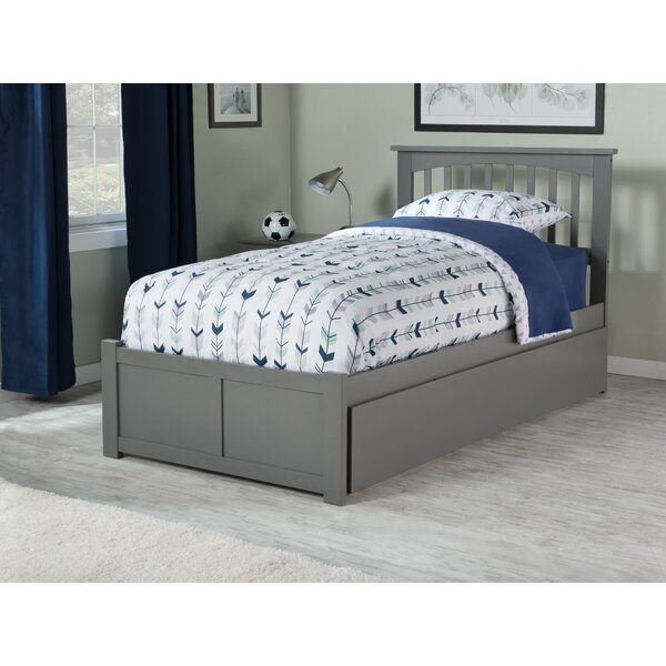 Diggins Twin Bed with Trundle by Red Barrel Studio