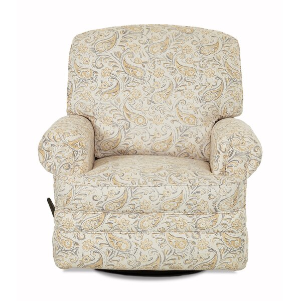 Dauphin Swivel Reclining Glider by Darby Home Co