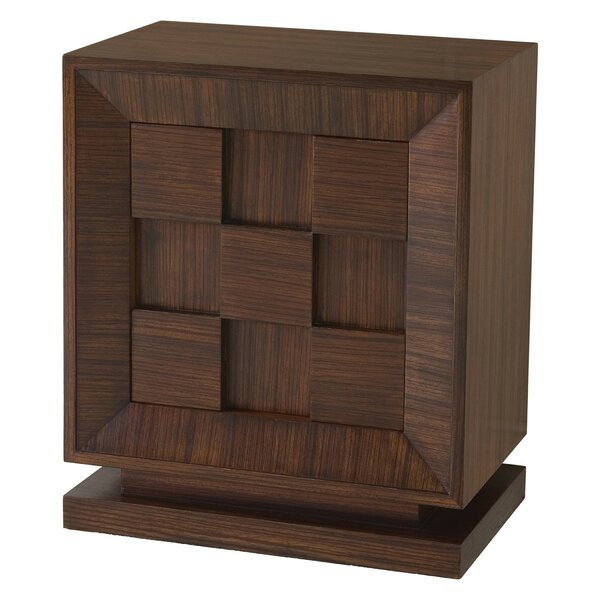 Small Block Chest By Global Views