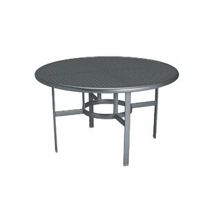 Boulevard Aluminum Dining Table