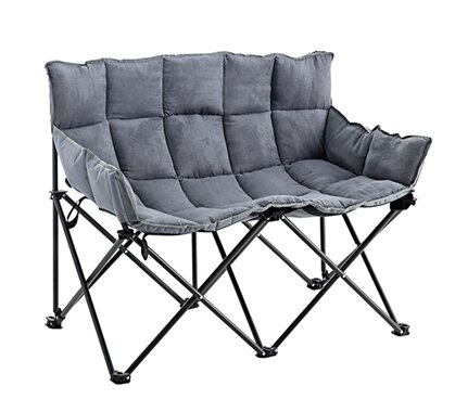 Patio Furniture Lopresti Two-Seater Loveseat