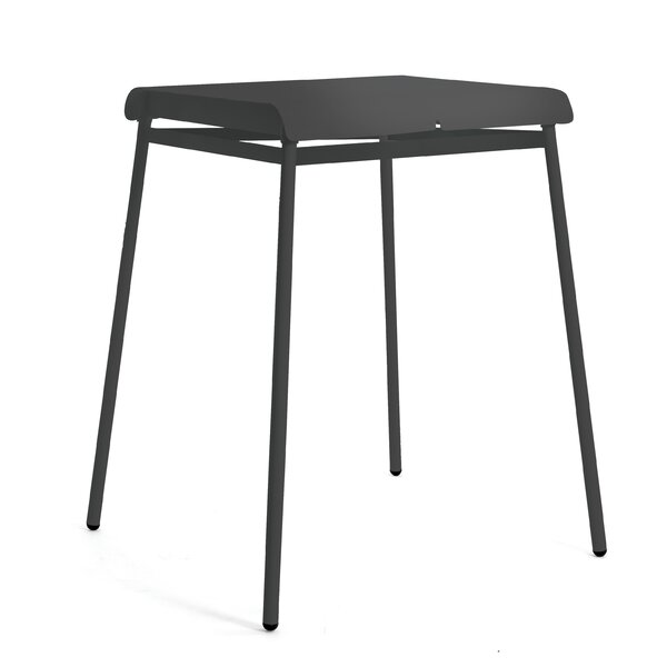Corail Aluminum Bar Table by OASIQ