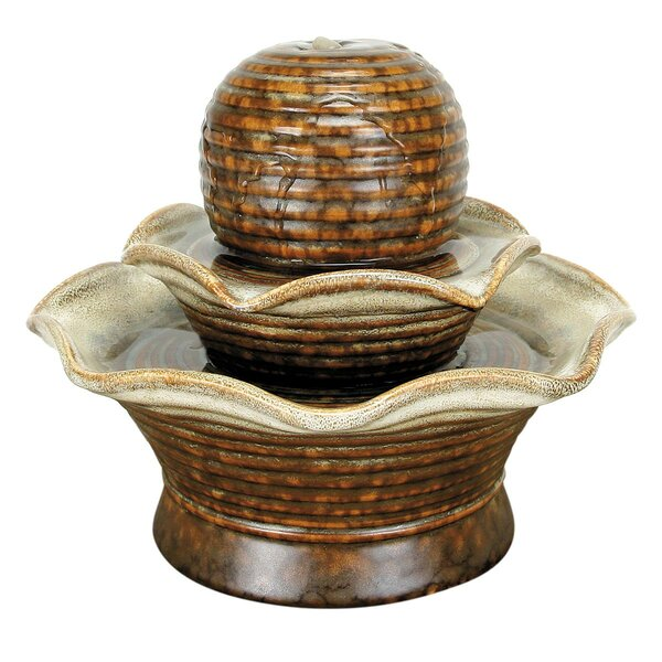 Ball Tiered Fountain by Foreside Home & Garden