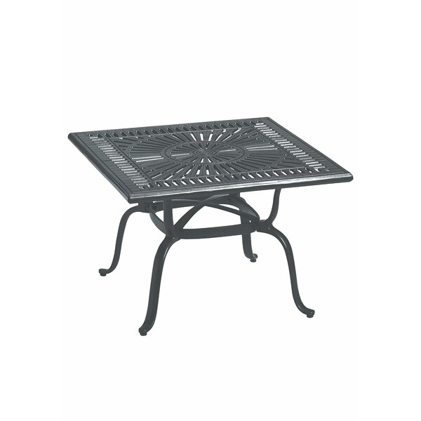 Cast Aluminum Bistro Table by Tropitone
