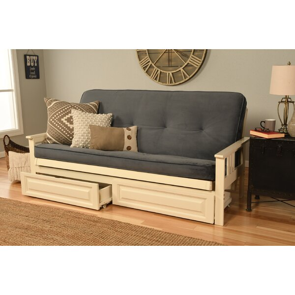 Leavittsburg Looseback Futon & Mattress