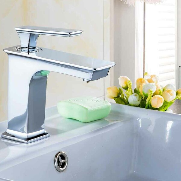 Ceramic Oval Undermount Bathroom Sink with Faucet and Overflow by Royal Purple Bath Kitchen