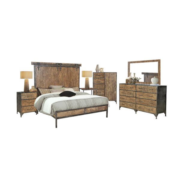 Beale Standard 3 Piece Bedroom Set by Williston Forge
