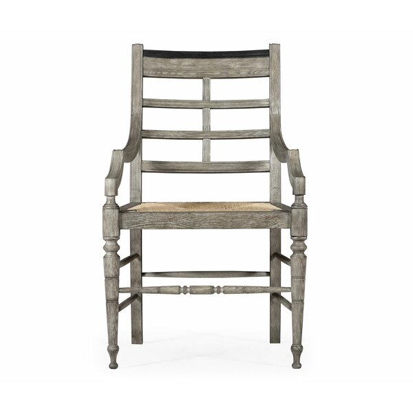 Marshfield Solid Wood Dining Chair (Set of 2) by Jonathan Charles Fine Furniture Jonathan Charles Fine Furniture