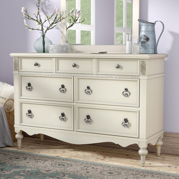 Avila 7 Drawer Dresser by Lark Manor