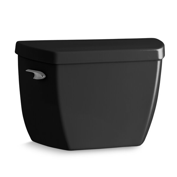 Highline Classic 1.0 GPF Toilet Tank with Left-Hand Trip Lever by Kohler