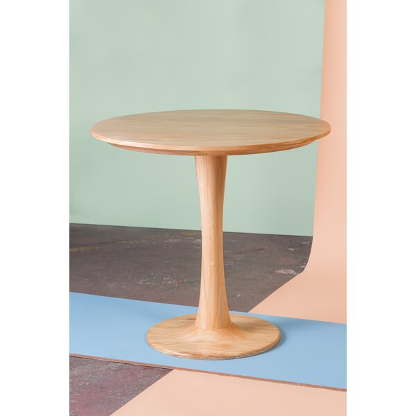 Penny Solid Wood Dining Table by Ebb and Flow Furniture