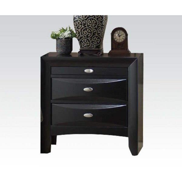 Reposa 2 Drawer Nightstand by Red Barrel Studio