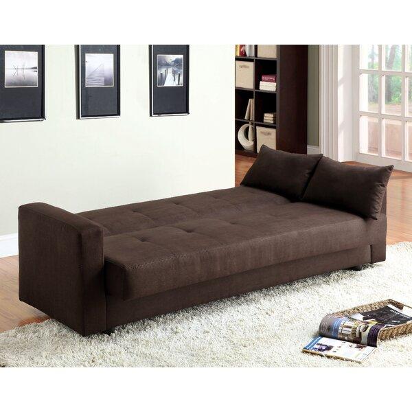 Proxi Storage Sleeper Sofa by Hokku Designs