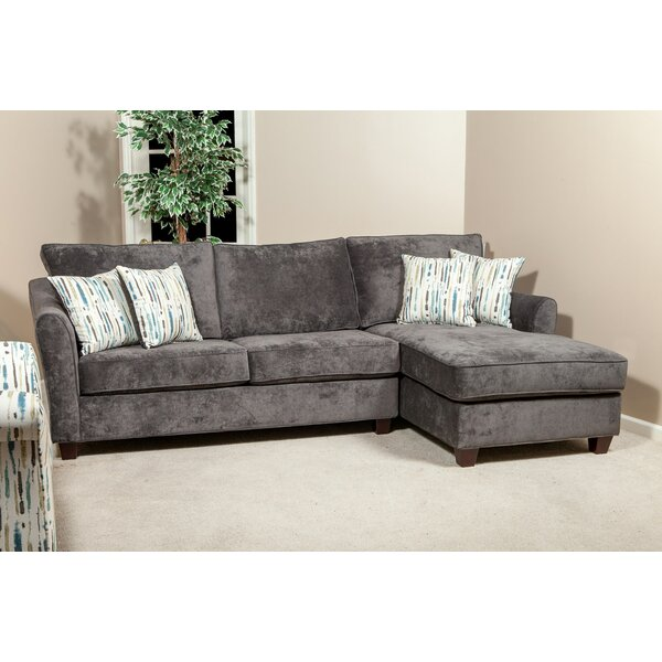 Evelia Sectional by Red Barrel Studio