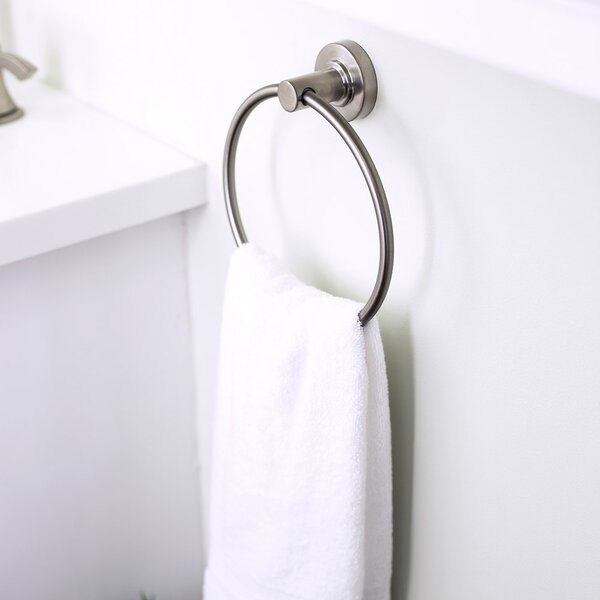 Neo Wall Mount Towel Ring by Speakman
