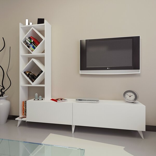 Brister 71 Entertainment Center by Wrought Studio