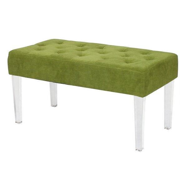 Hanner Upholstered Bench by Brayden Studio