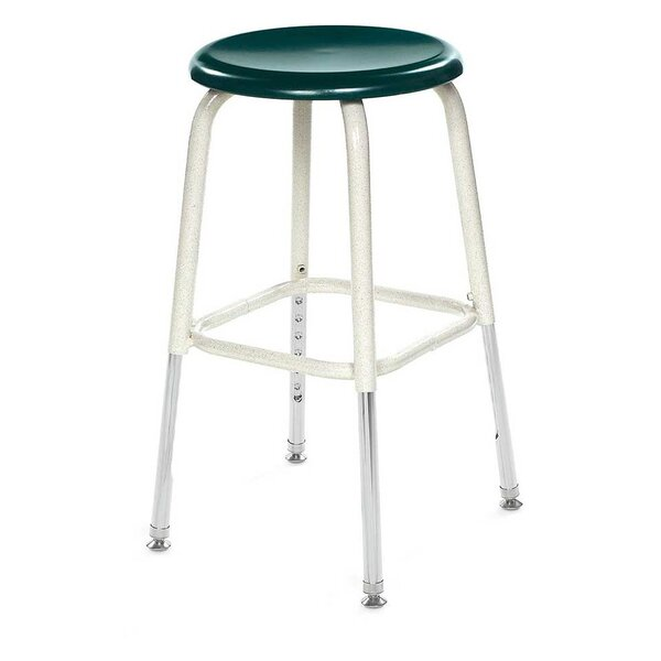 Height Adjustable Lab Stool by Columbia Manufacturing Inc.