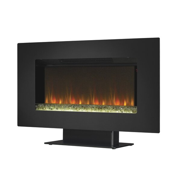 Elysium Wall Mount Electric Fireplace by Classic Flame