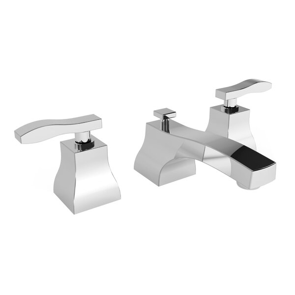 Colorado Lavatory Widespread Bathroom Faucet With Drain Assembly By Newport Brass