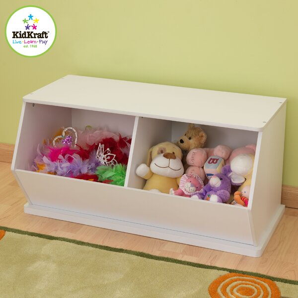 Double Storage Unit by KidKraft