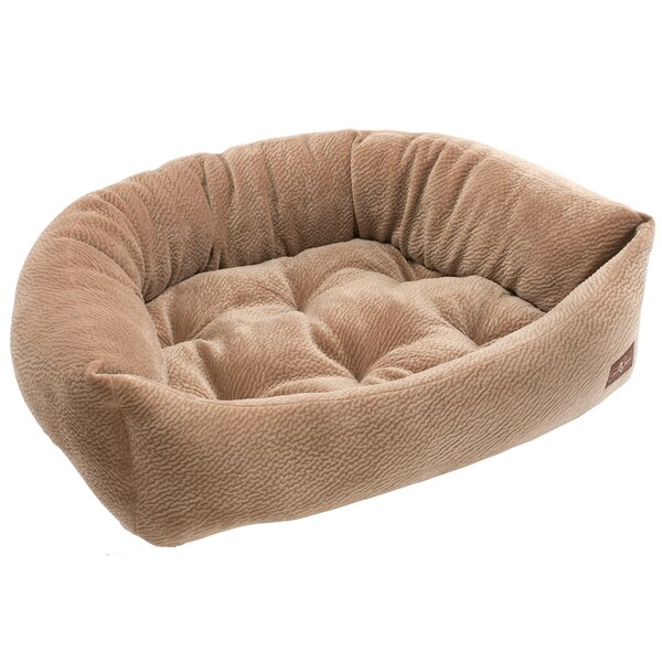 Ripple Velour Napper Bolster by Jax & Bones