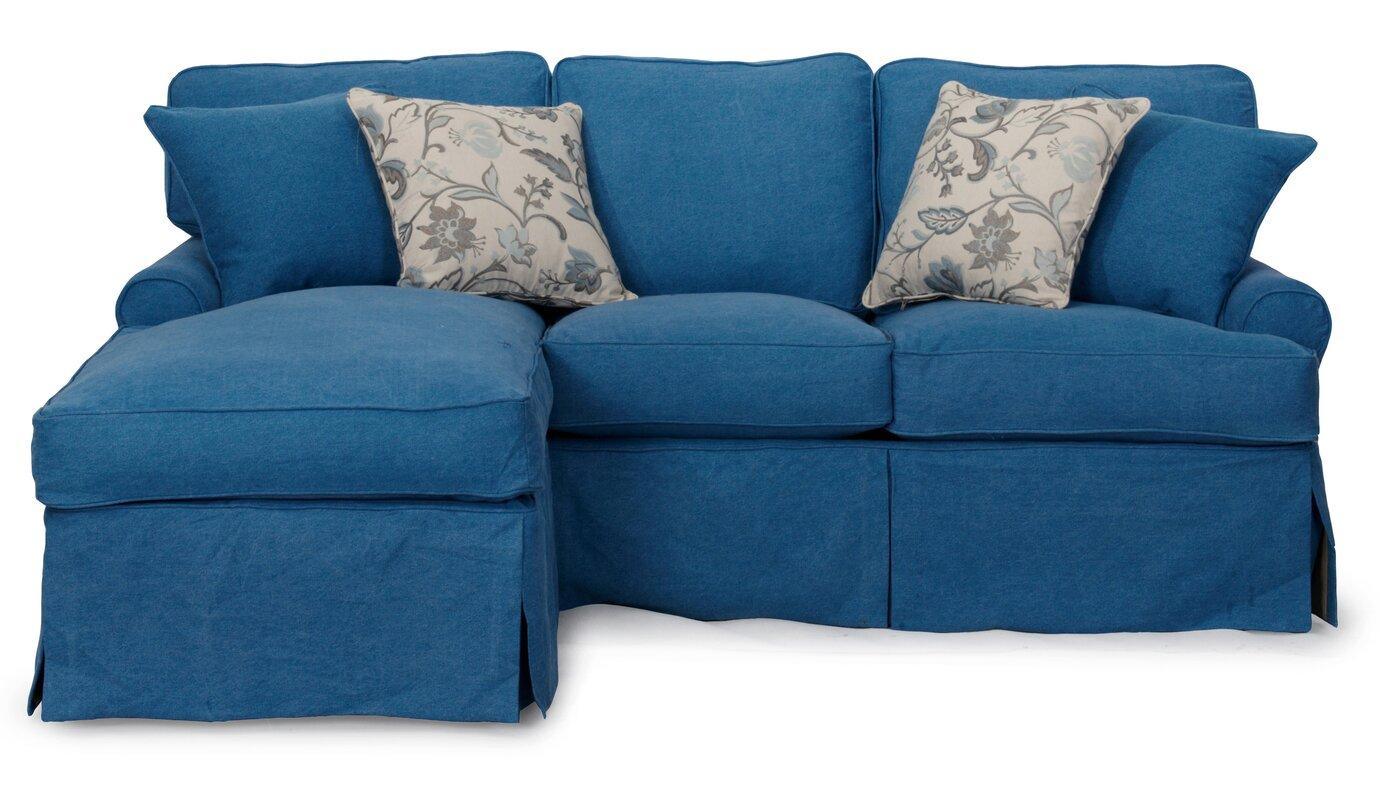 T Cushion Sofa Cover Beachcrest Home C Gables T Cushion