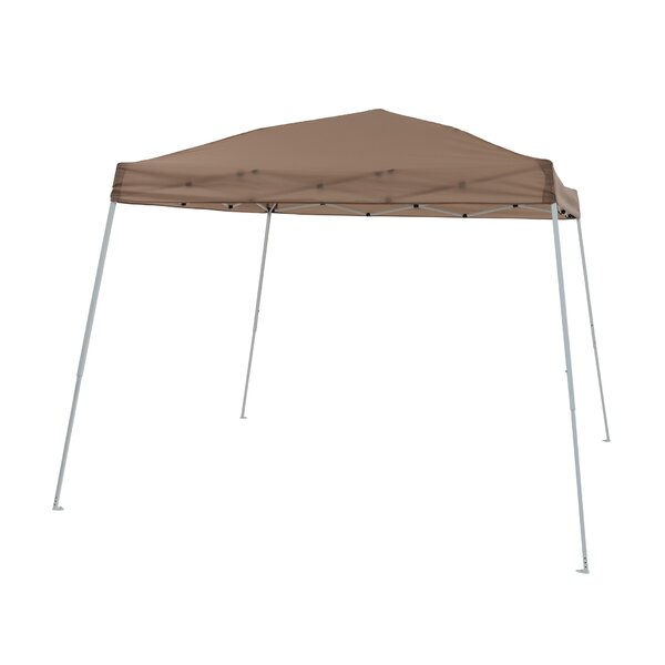 8 Ft. W x 8 Ft. D Steel Pop-Up Canopy by TrueShade™ Plus