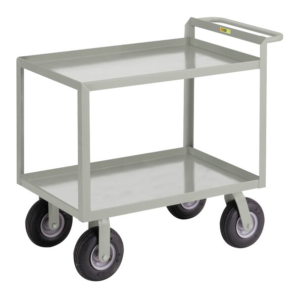 24 x 41.5 Cushion-Load Merchandise Collector Utility Cart by Little Giant USA