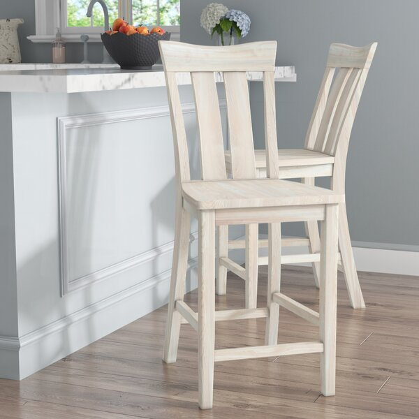 Dover 24 Bar Stool by August Grove