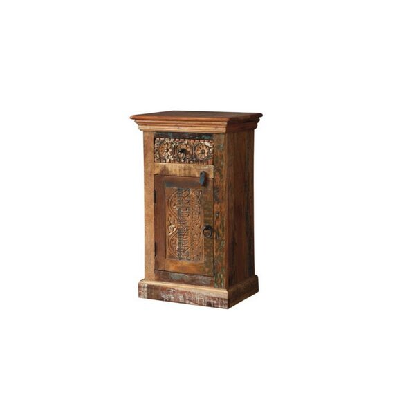 Jeff Accent Cabinet by Millwood Pines