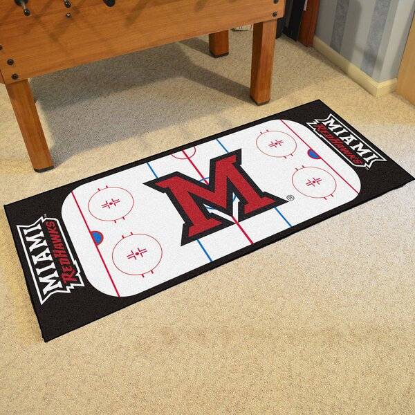 Miami University Doormat by FANMATS