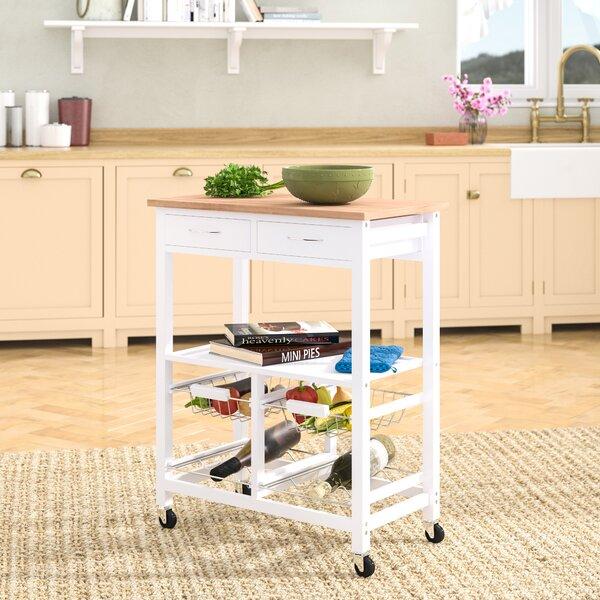 Barletta Kitchen Cart by Gracie Oaks
