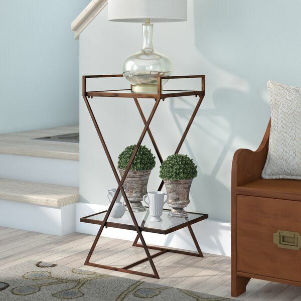 Zayn End Table By Wrought Studio