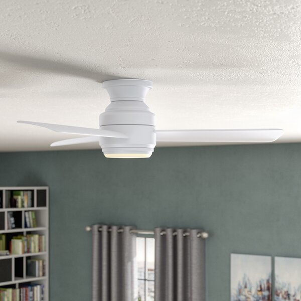 44 Hermilda 3-Blade Ceiling Fan by Williston Forge
